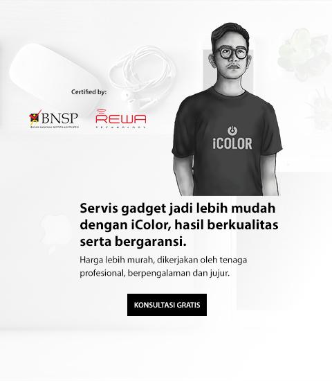 Jasa Service Iphone Ipad Macbook Imac Terpercaya Icolor